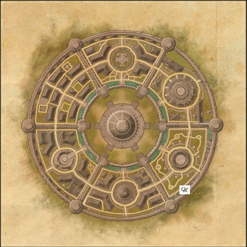 Imperial City - Arboretum Armory