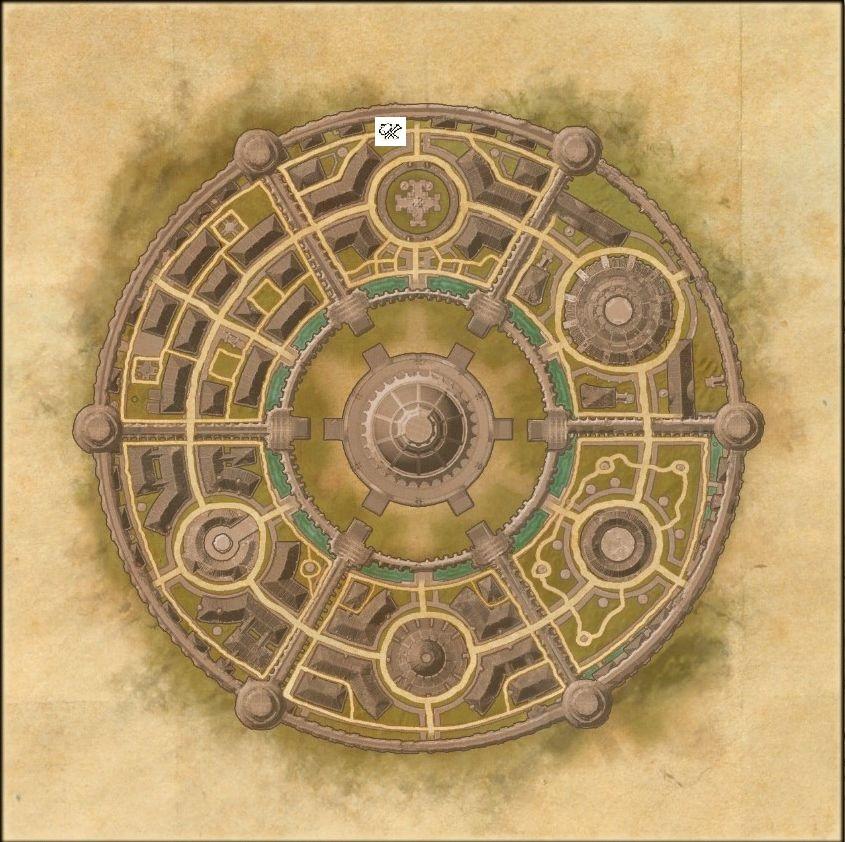 Imperial City - Memorial Armory