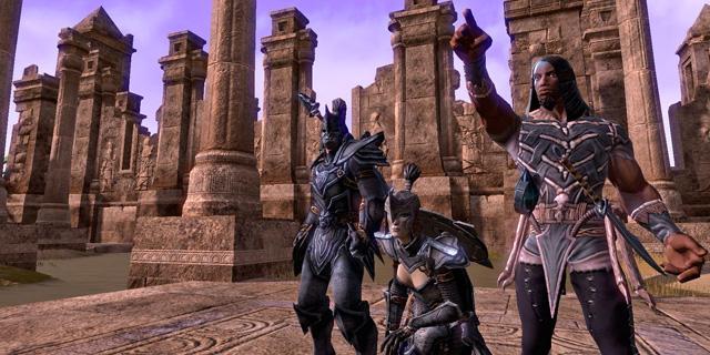 Elder Scrolls Online предоставляет игрокам более разнообразные возможности в этом отношении