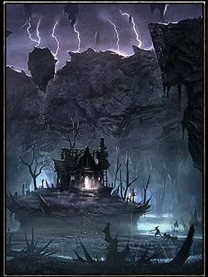 Воронья Роща находится в Плане Обливиона
