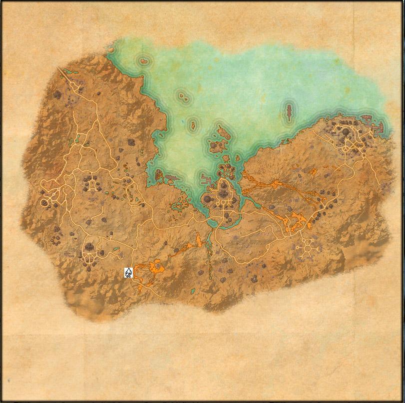 Stonefalls - Magmaflow Overlook