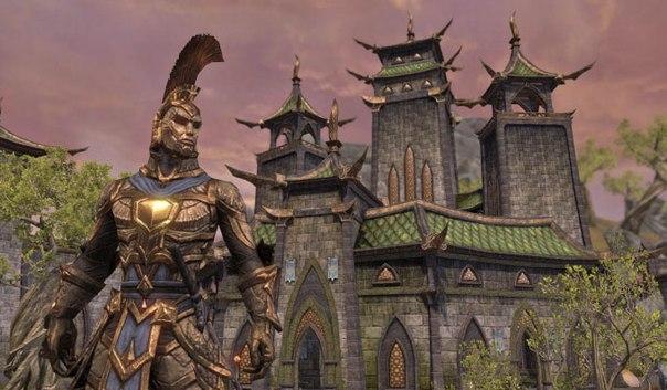 Это не просто «фэнтези-мир», а «фэнтези-мир Elder Scrolls»!