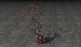Деревце Предела, Искаженное Вересковое сердце