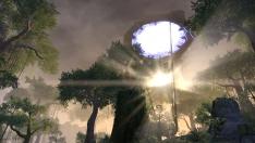 Творческое изображение - Дольмен Зелёного Зала