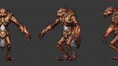 Творческое изображение - квама-воин