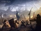 Творческое изображение - Битва альянсов