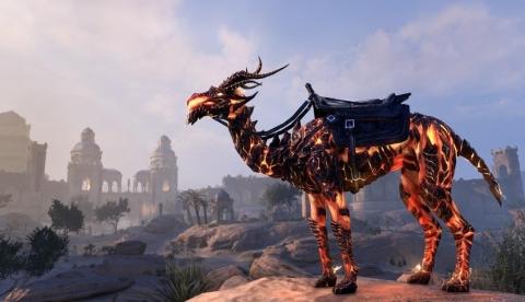 Огненный верблюд-атронах