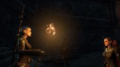 Творческое изображение - Темны подземелья Краглорна...