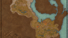 Творческое изображение - Карта Морровинда