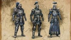 Творческое изображение - Daggerfall Covenant Armors