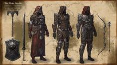 Творческое изображение - Оружие и броня Гильдии воров