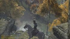 Творческое изображение - Будни лошади в тамриэле(На конкурс)