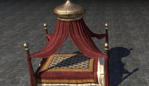 Кровать Погибели Хью, Королевская