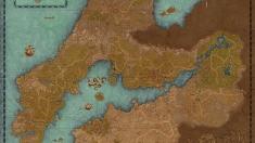 Творческое изображение - Карта Залива Илиак
