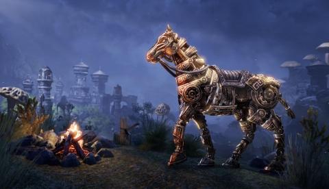 Гномий конь
