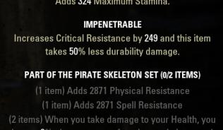 Сет Скелета-пирата