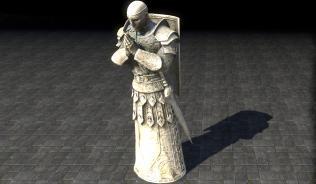 Статуя, Вера