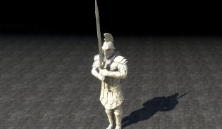 Статуя, Правда