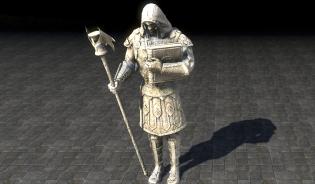 Статуя, Порядок
