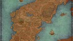 Творческое изображение - Карта Хай Рока