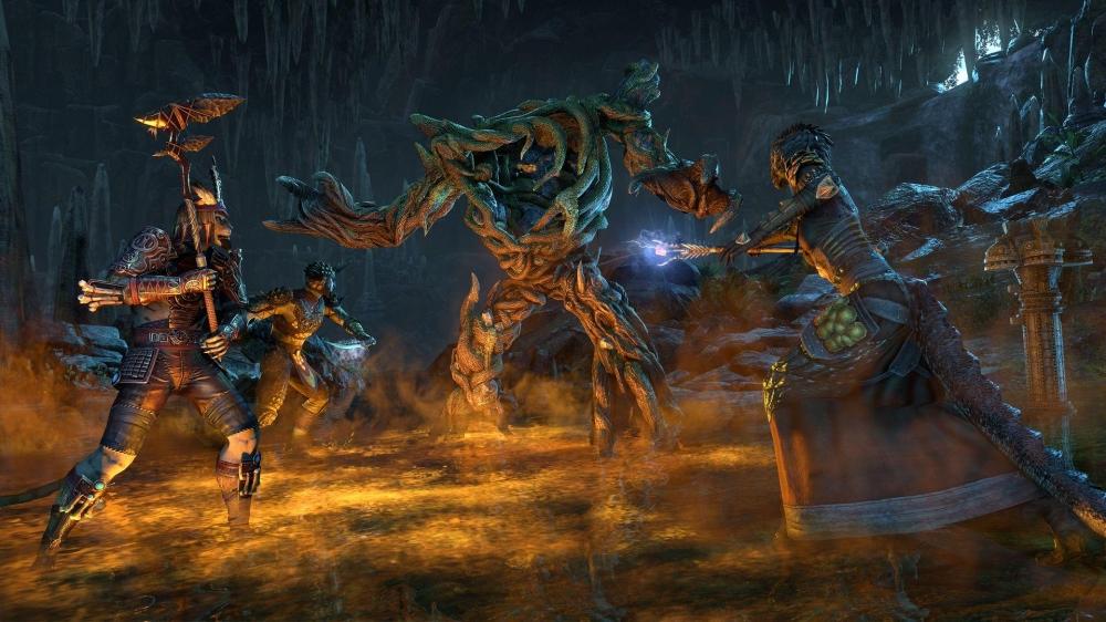 Встретьтесь лицом к лицу с древними стражами Муркмайра