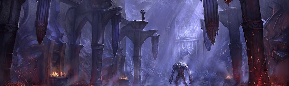 Crypt ofHearts (Крипта Сердец) ветеранского уровня