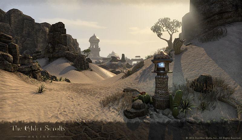 Виды пустыни Алик'р