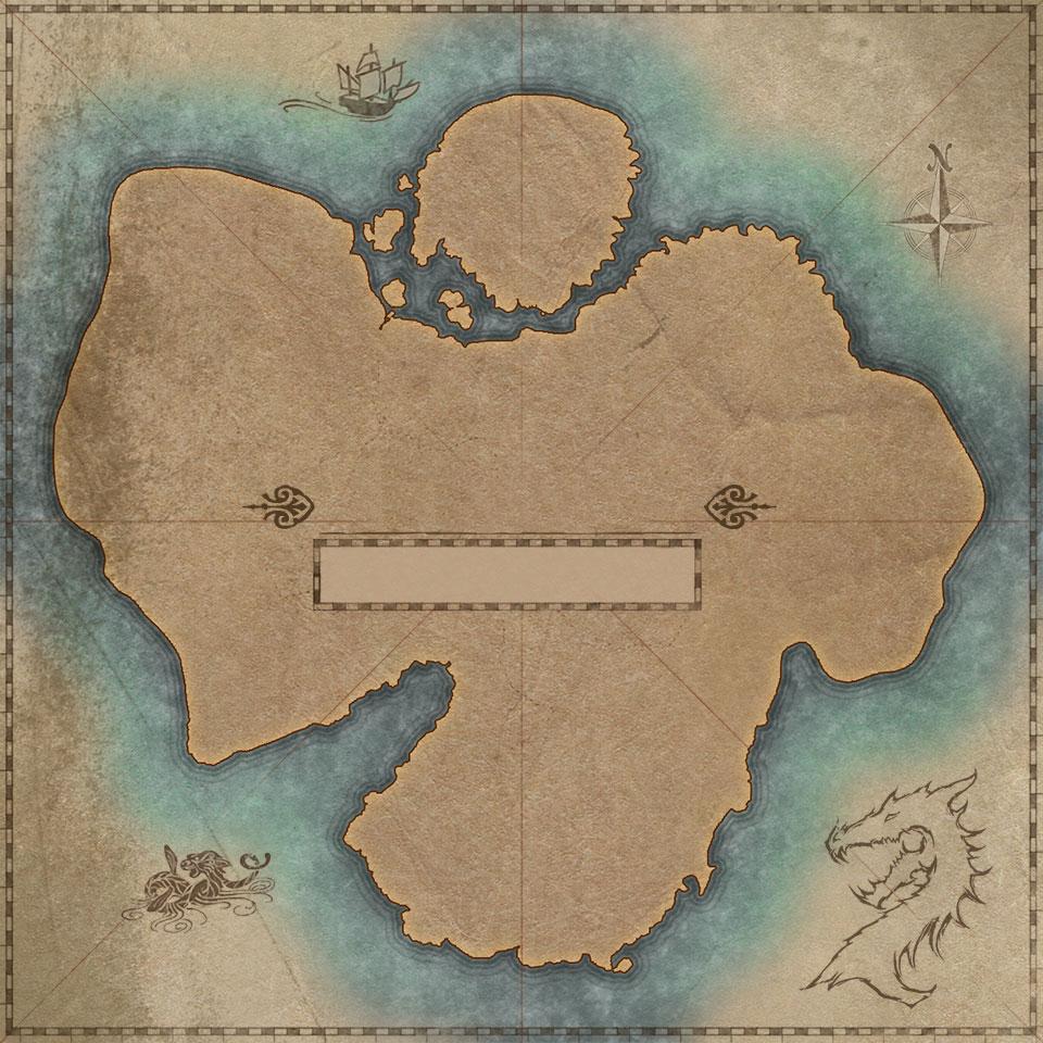 Остров Бликрок