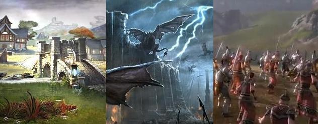 Рекламная кампания Elder Scrolls Online оказалась универсальной: она охватывает все эти аспекты