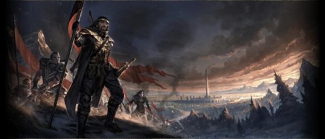 Старая Империя в смятении: на окраинах Тамриэля поднимают головы три мощных альянса