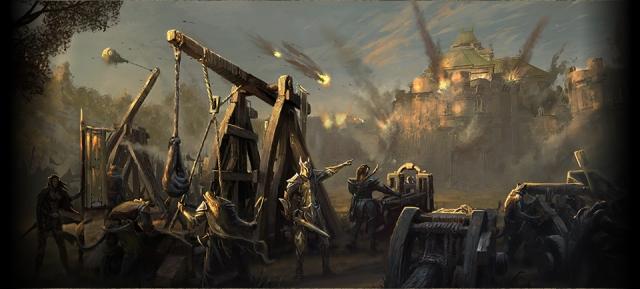 Грамотное применение осадных орудий способно существенно укрепить позиции сторон
