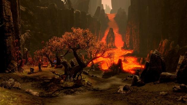 TES Online предложит глубокое погружение в игровой мир