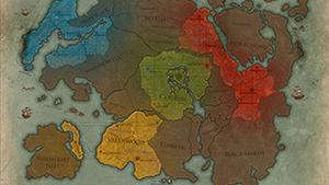 Интерактивная карта Тамриэля