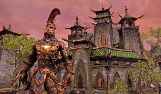 В Elder Scrolls Online многое будет нам знакомо