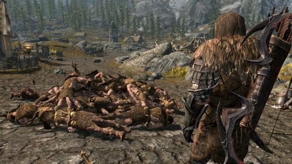 В Skyrim коллизии есть, так почему в The Elder Scrolls Online не будет?