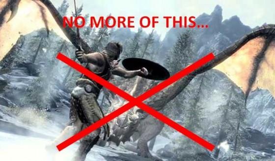 Те, кто всё еще надеется встретить здесь драконов, наверняка ошибаются