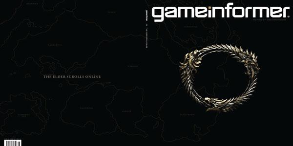 в июньском номере журнала Gameinformer