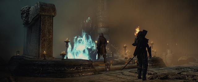 Но игры The Elder Scrolls придерживались высших стандартов