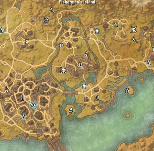 Stormhaven - Fisherman's Island