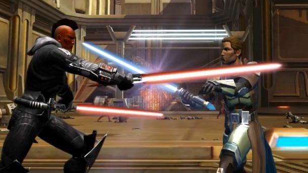 Заядлым игрокам в Star Wars: The Old Republic