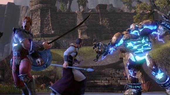 Боевая система The Elder Scrolls - утрачена