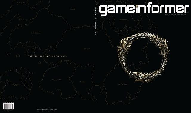 Обложка июньского журнала Gameinformer
