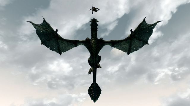 Атаки драконов на суровые северные земли? Уныло