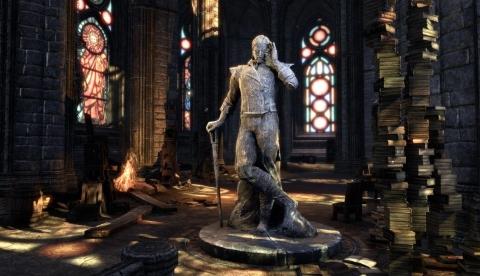 Статуя Шеогората