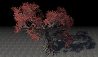 Дерево Вересковых Сердец, Реплика