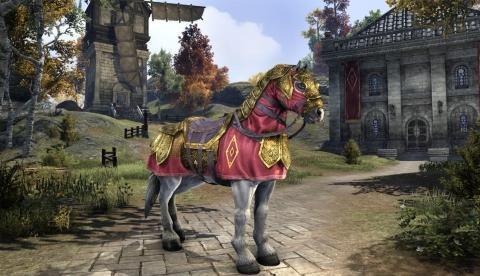 Имперский боевой конь