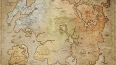Творческое изображение - Карта из коллекционного издания