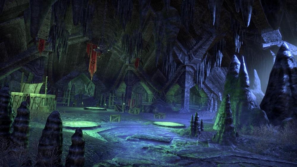 Федитный зал Пика Хозяйки драконов