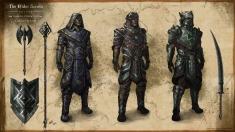 Творческое изображение - Malacath Armors