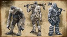 Творческое изображение - Ogre, Giant, Giantess